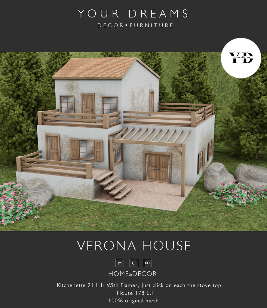 {YD} Verona House