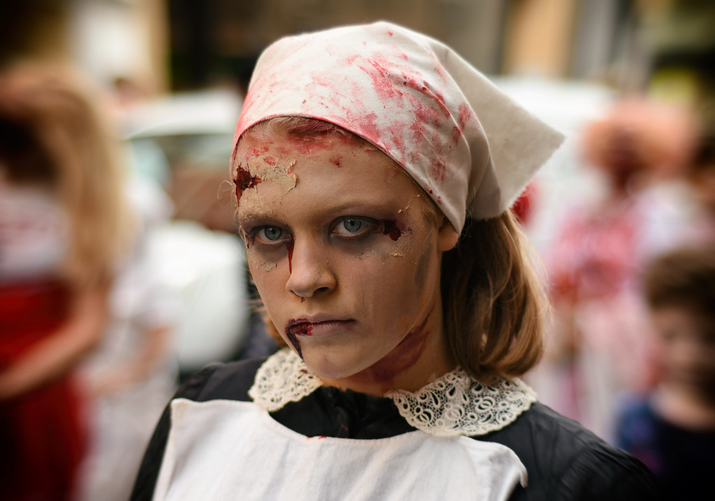 The Zombie Maid