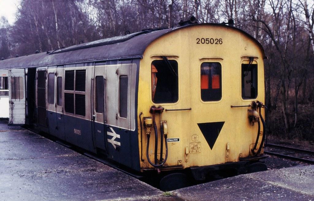 Bramley Bunker DEMU Railtour 3