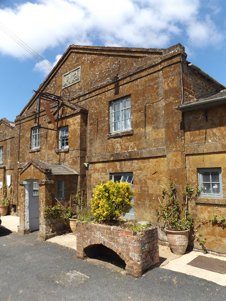 The Boxing Hare Inn, Swerford, Oxfordshire, 12 June 2021