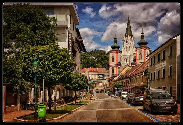 Mariazell_Steiermark_Österreich