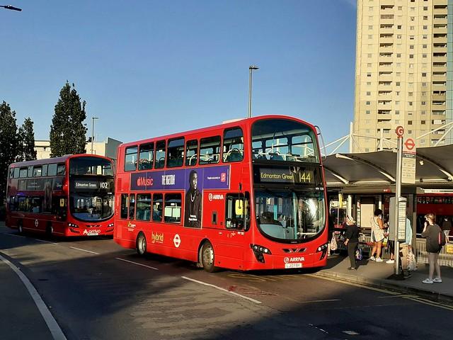 Arriva London HV120, LJ13FBV on Route 144 at Edmonton Green Bus Station