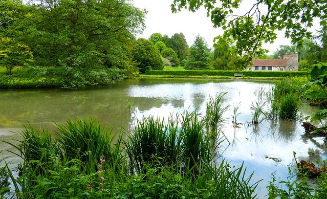 Enjoy the gardens @ Ightham