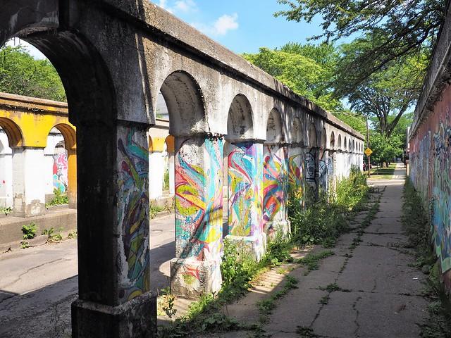 N. St. Louis Avenue Underpass