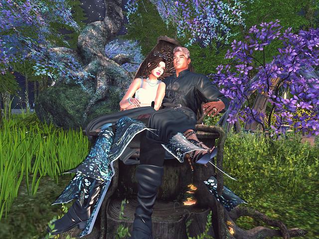 Ansa`fel - High Fantasy RP -Runes - The Solace of Good Words Shared