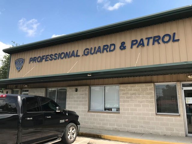 Security Guard Companies in Houston - PGP Inc