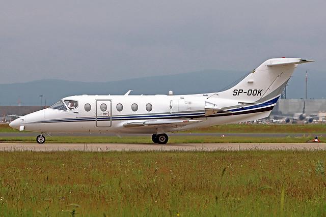 Smart Jet Sp Hawker 400XP SP-OOK FRA 08-06-21