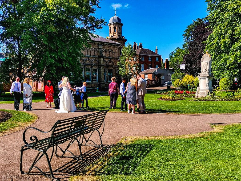 Rememberance Garden, Lichfield City