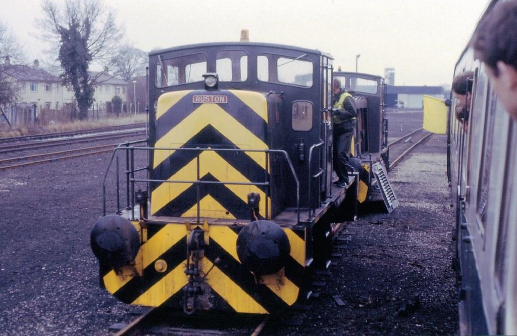 Bramley Bunker DEMU Railtour 4