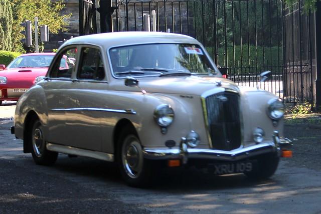 307 Wolseley 15-50 (1958) XRU 109
