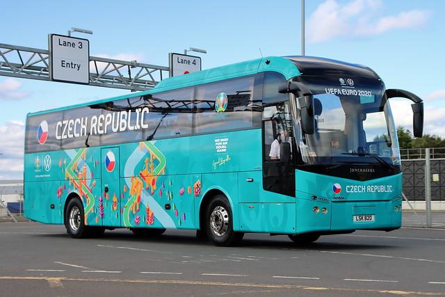 Czech Team Bus (LSK 820)