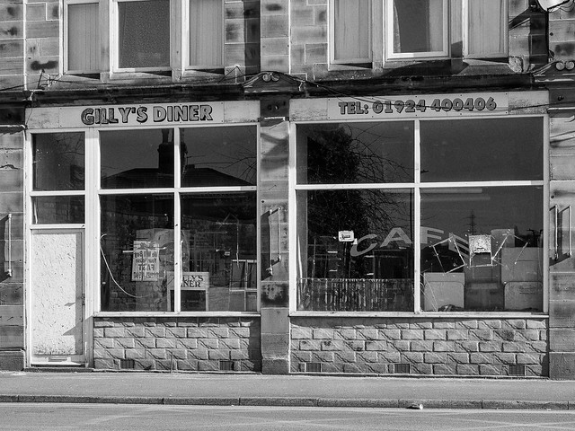 Gilly's Diner
