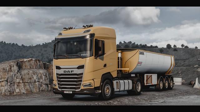 New Daf XG
