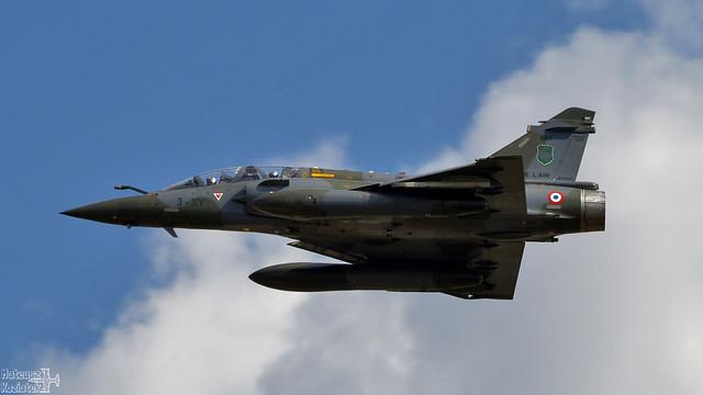 Armée de l'air Dassault Mirage 2000D 3-XY