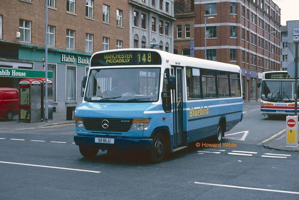 Dunstan (Bluebird), Middleton 11 (S11 BLU)