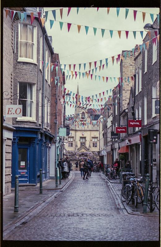 Green Street, Cambridge
