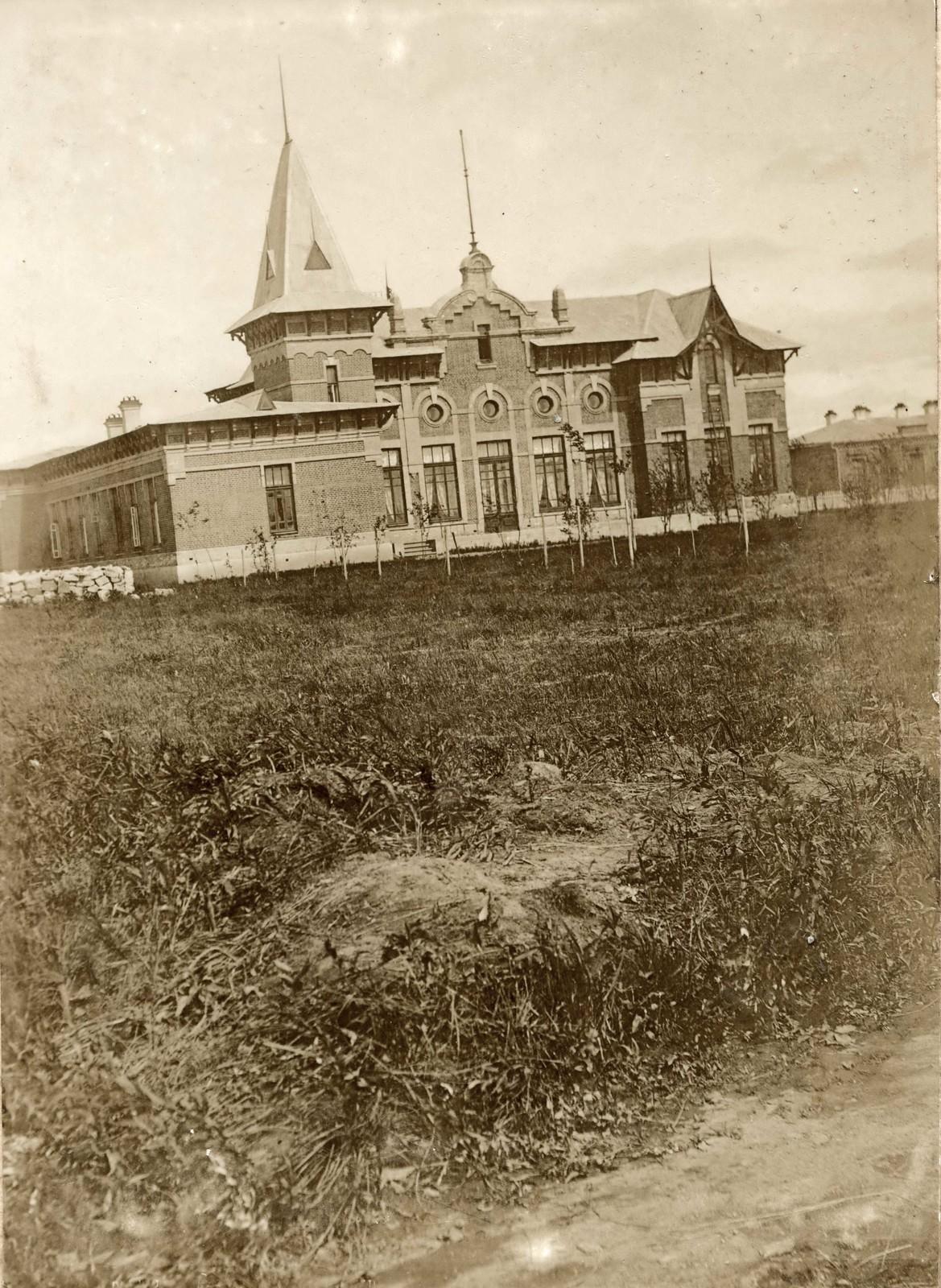 Здание железнодорожного собрания. 1897
