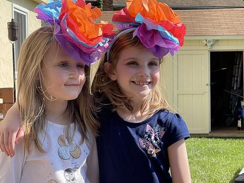 Kentucky Derby hats!