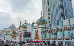 Taj boardwalk