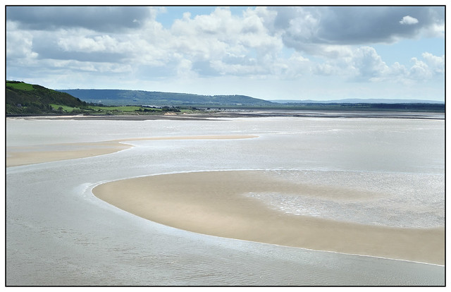 2021-0261 - Towy Estuary from Wharley Point, Llansteffan, Carmarthenshire.
