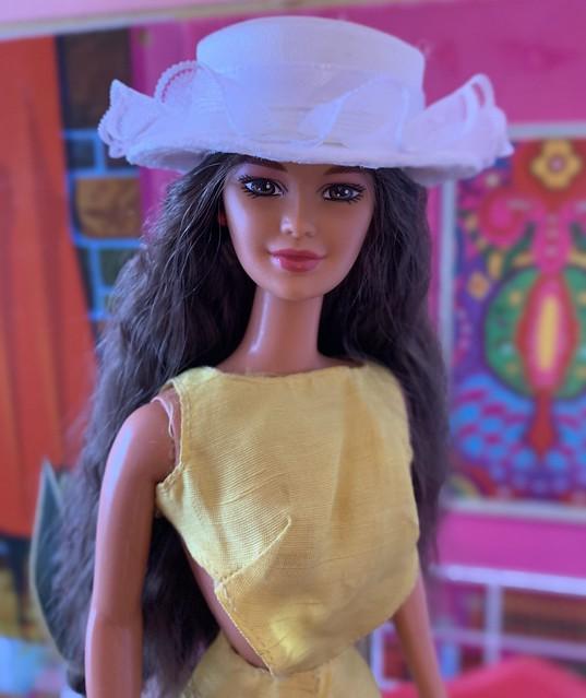 Catherine-Peruvian Barbie 1998