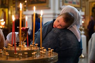 12.06.2021 | Божественная литургия в Хутынском монастыре