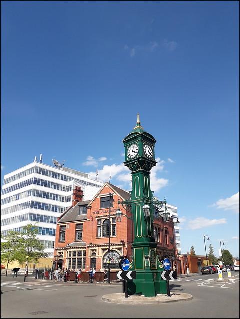 Chamberlain Clock Tower, Jewellery Quarter, Birmingham