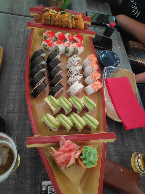 Samourai. Sushi Bar. Lovaina