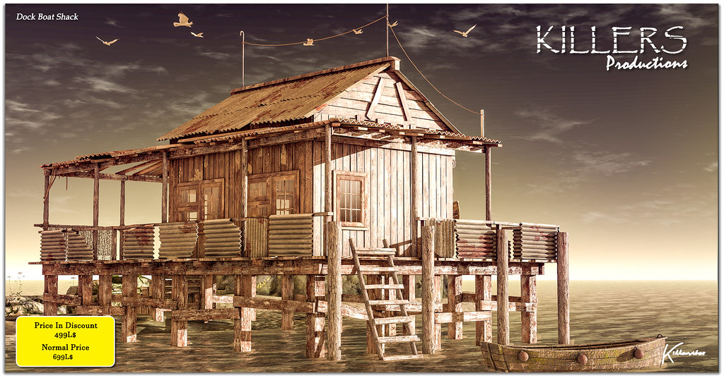 """""""Killer's"""" Dock Boat Shack On Discount @ Access Event Starts from 12th June"""