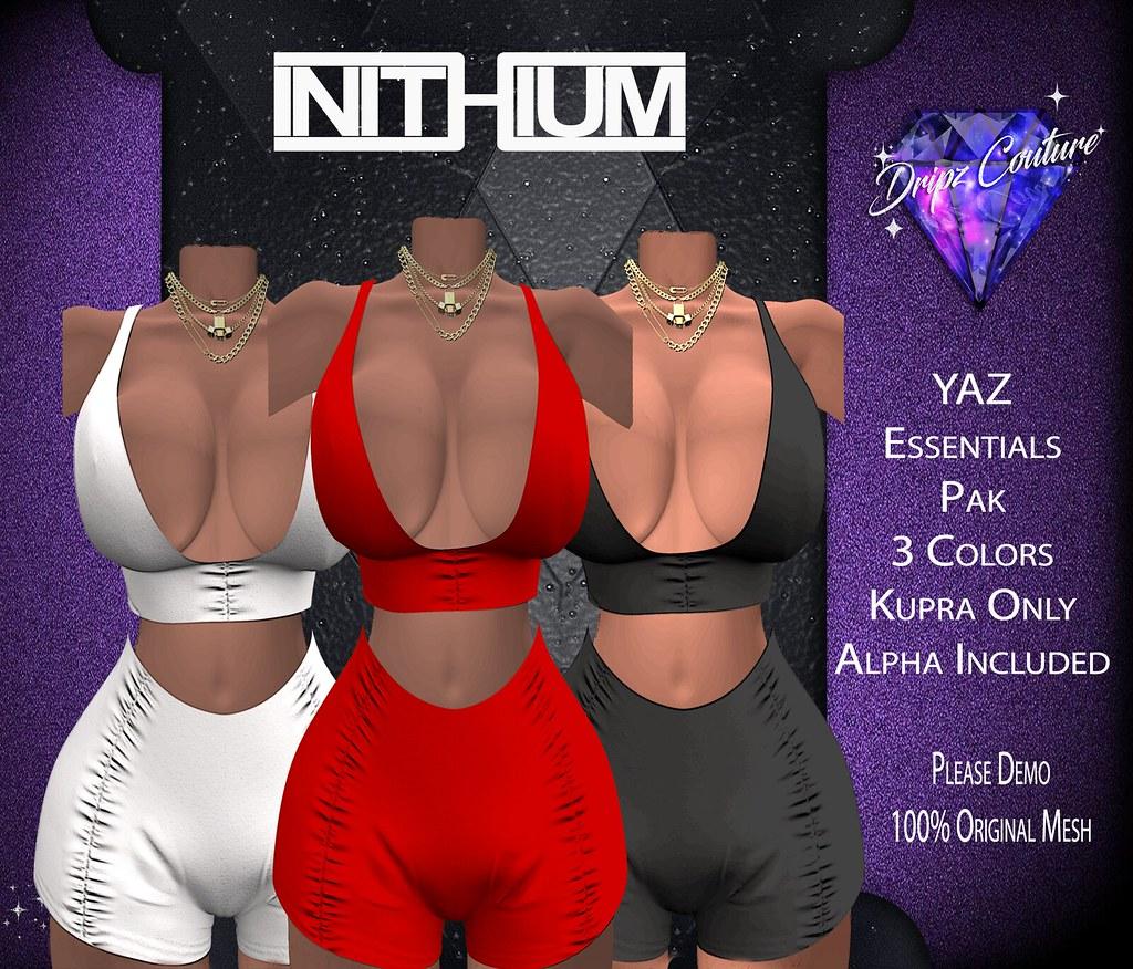 NEW! [DC] YAZ Essentials Pak – Kupra