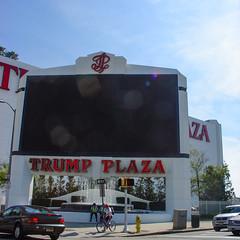 big screen o blank
