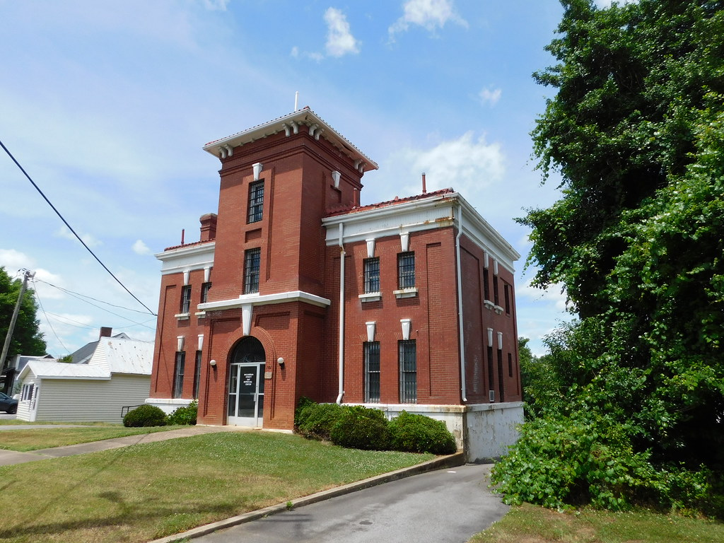 The Old Rockingham County Jail