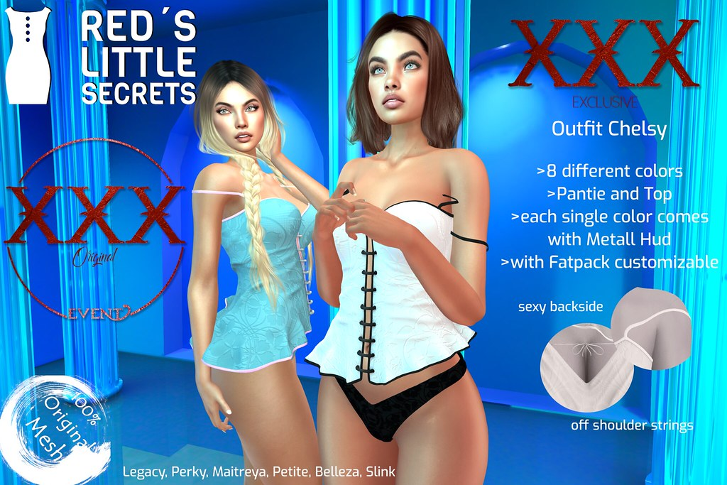 RLS Chelsy exclusve for XXX Event