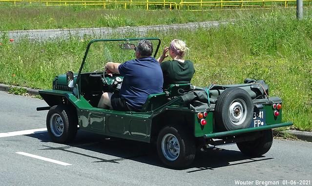 Mini Moke 1968