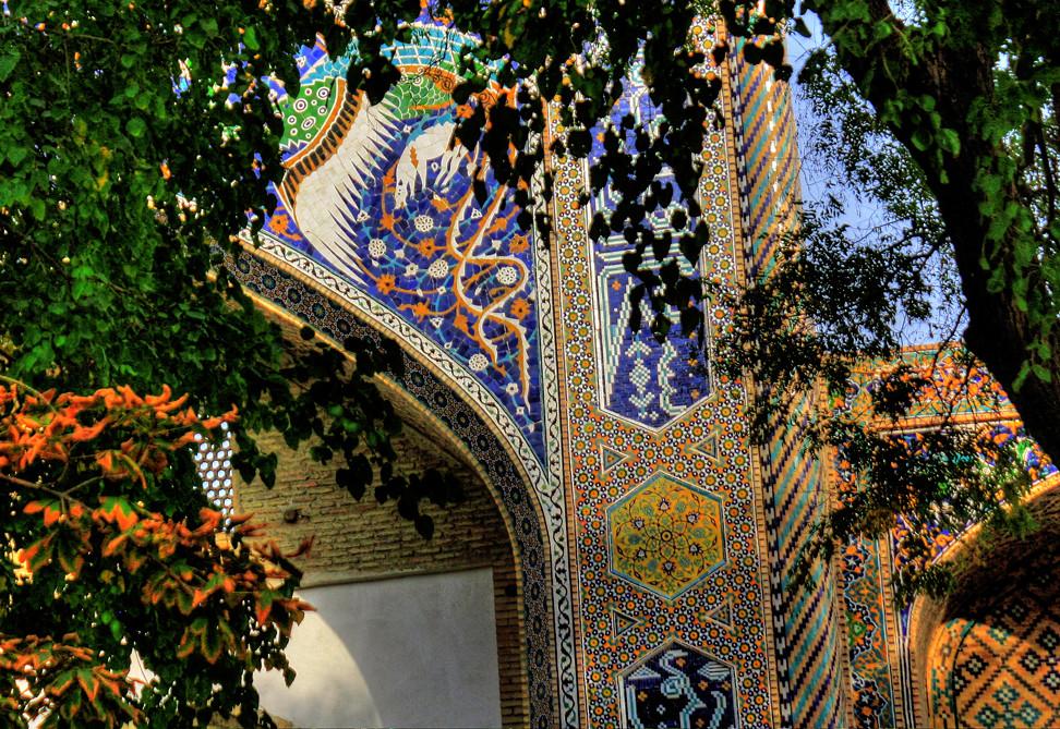 Bukhara UZ - Nadir Divan-Begi Madrasah 03