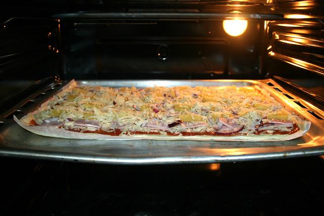 15 - Bake in oven / Im Ofen backen
