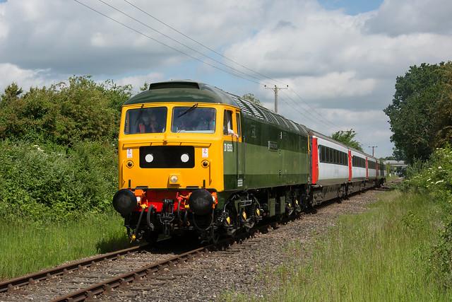 47596 Rashes Green 12/06/21 - 5W01 1030 Dereham to Wymondham Abbey
