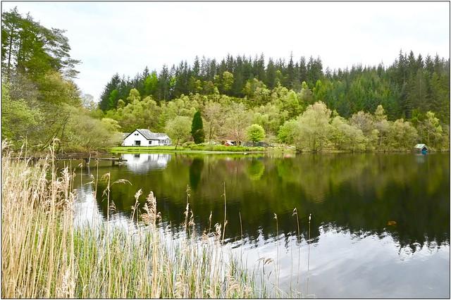 Reflections in Loch Àrd
