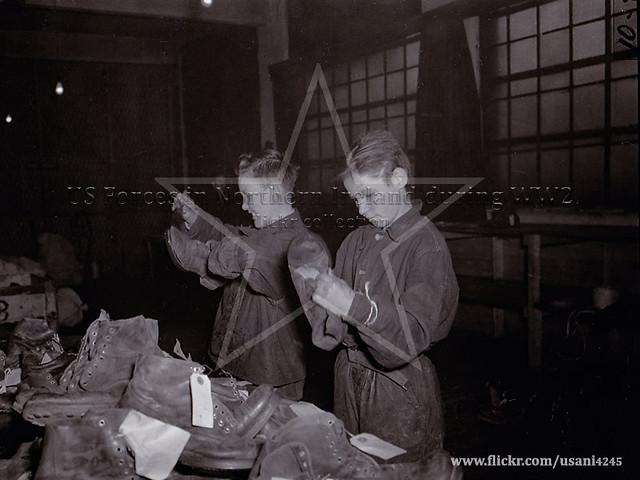 Child Labour in Belfast Salvage Depot
