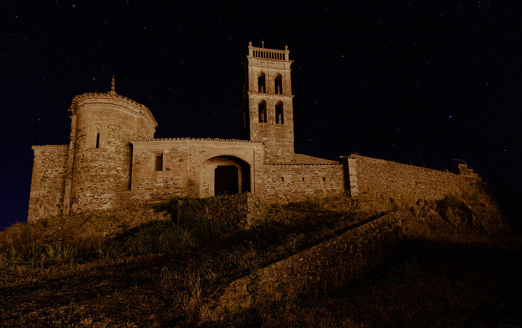 Mezquita de Almonaster la Real (Huelva)