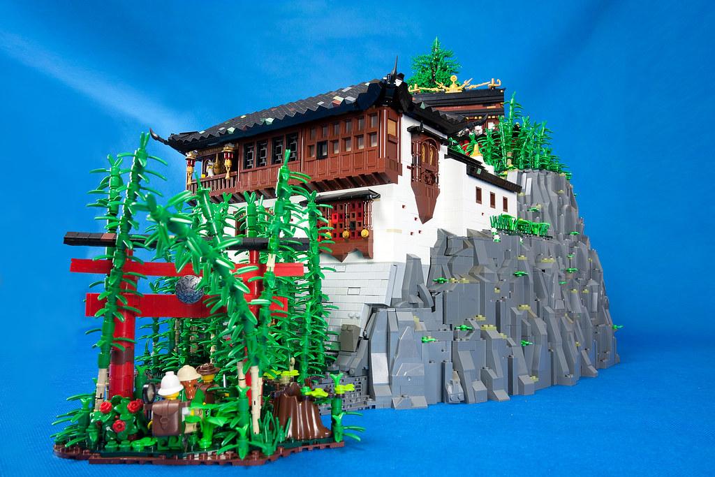 Manglegongsa Temple
