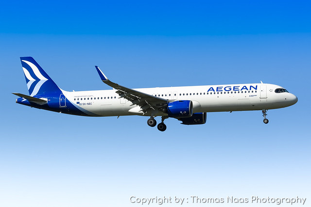 Aegean Airlines, SX-NAC