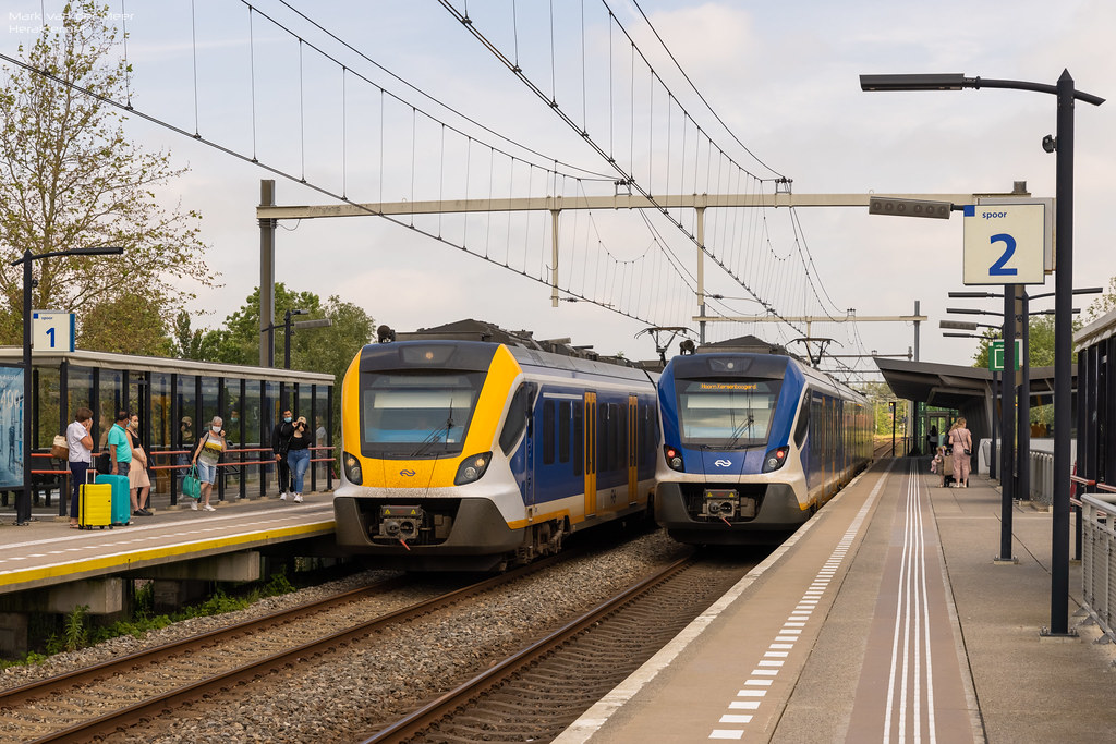 """NS 2741 """"SPR 3355"""" - Purmerend"""