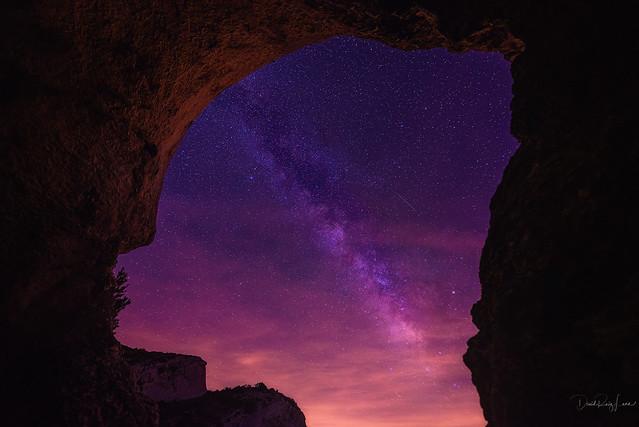My first Milky Way photo