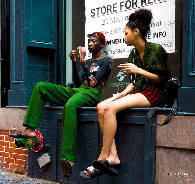 The New Yorkers - Soho