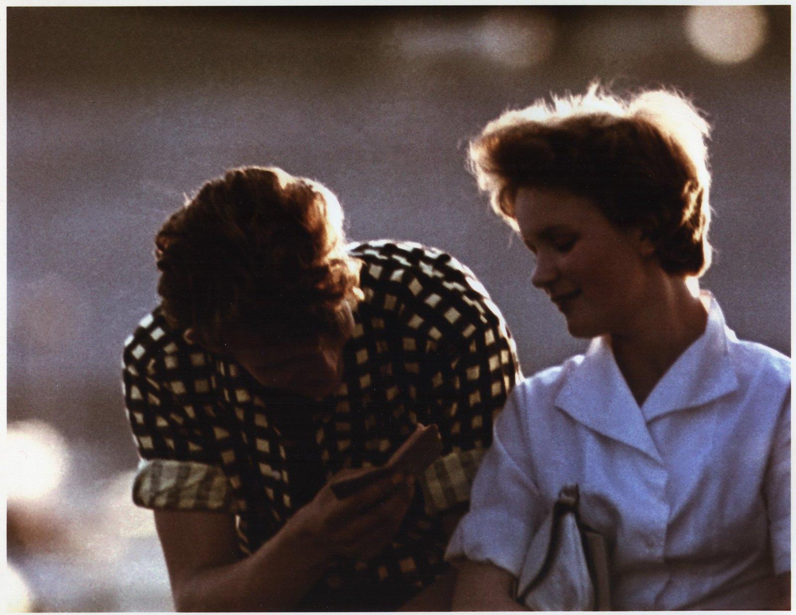 1961. Молодые