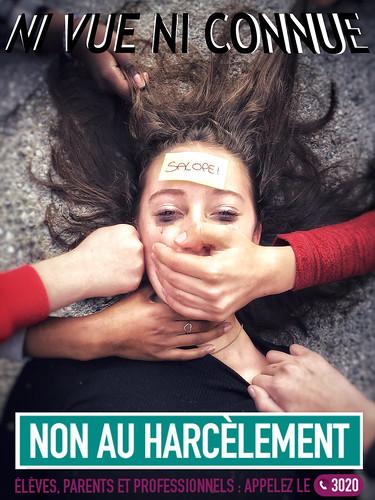 Non Au Harcèlement 2020