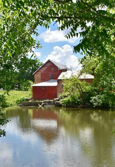 Lidtke Mill - Lime Springs, Iowa