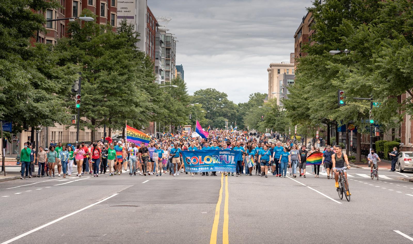 2021.06.12 Capital Pride Walk and Rally and Pridemobile Parade, Washington, DC USA 163 345145