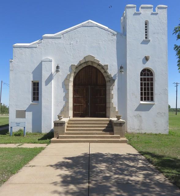 Fort Reno Chapel (Canadian County, Oklahoma)